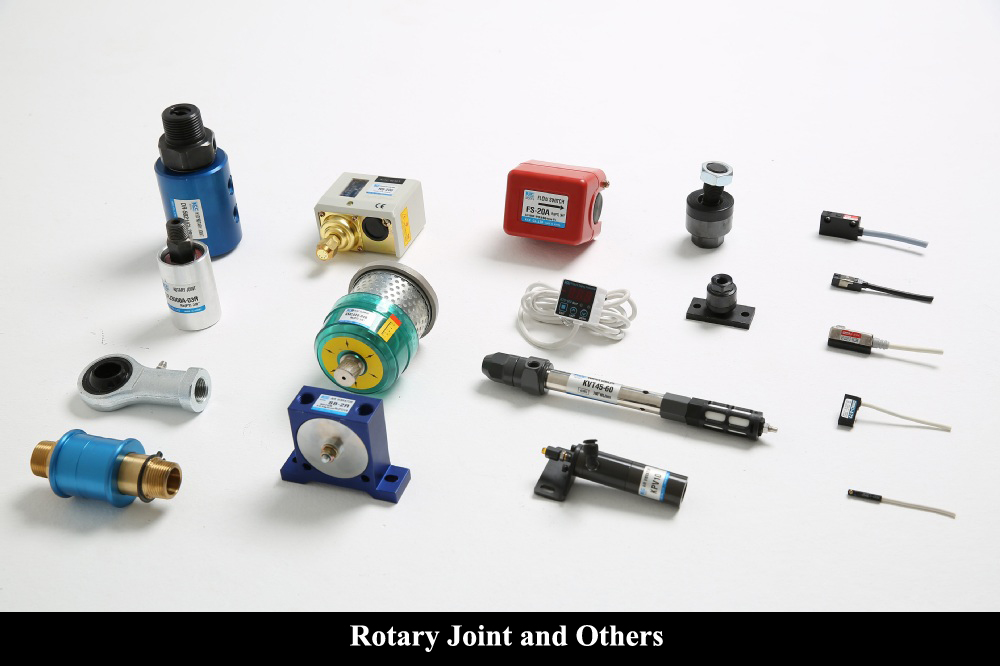 Rotary Joint and Others